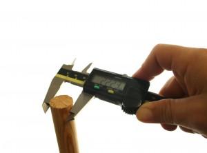 Nagelgleiter montieren